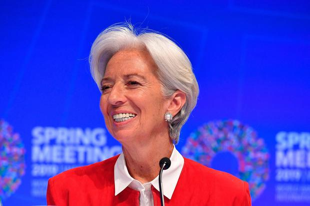 Christine Lagarde. Photo: AFP/Getty Images