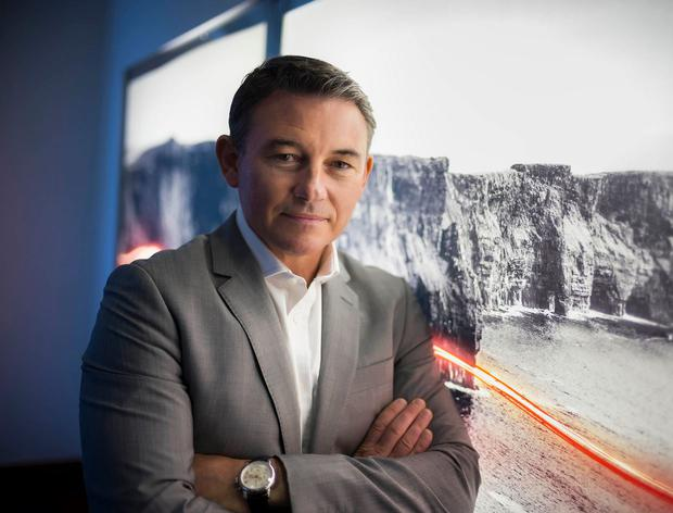 Maurice Mortell, managing director for Ireland and emerging markets, Equinix
