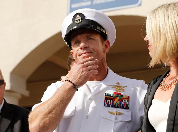 Cleared: US Navy Seal special operations chief Eddie Gallagher. Photo: John Gastaldo/Reuters