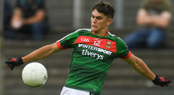 Mayo's Tommy Conroy