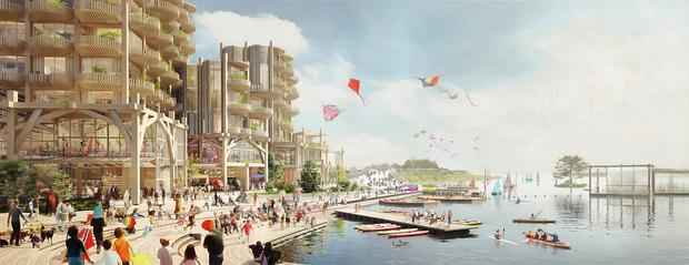 Sidewalk Labs has released a 1,500-page development proposal for its Quayside neighbourhood in Toronto, where it plans 'to set a new standard for urban development in the 21st century'
