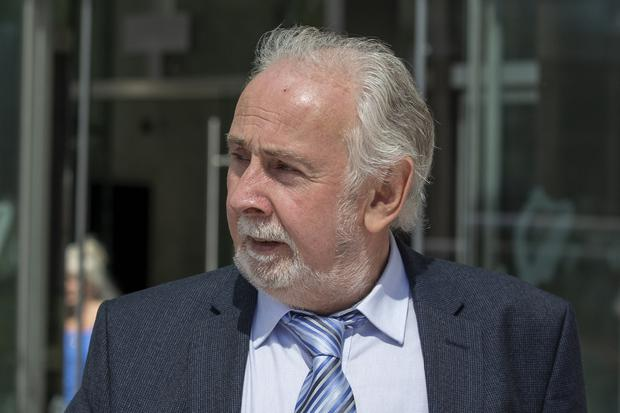 'Comfort letter': John Downey is fighting extradition. PIC: Collins Courts