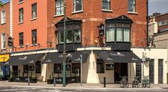 Iconic: A licensed premises or grocer has occupied the site of the Leeson Lounge for the last 200 years