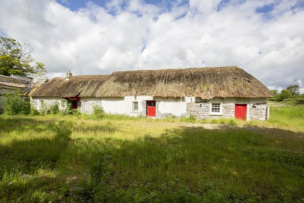 The thatched property in Drumree