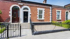 No28 Berkeley Road in Phibsborough is a three-bed terrace house on the market for €475,000