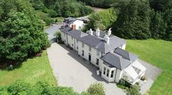 Kiltennel House in Wexford