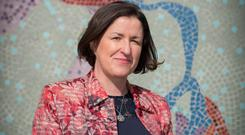 'Laggard': Oonagh Buckley, deputy secretary general of the Department of Justice and Equality, has called for more women at senior management level in companies