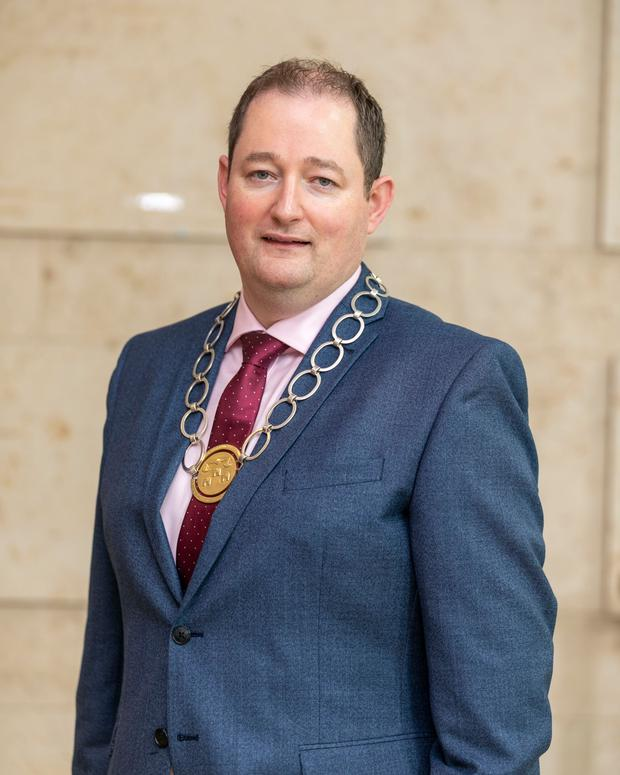 Brian Murphy, chairman of Chartered Accountants Leinster Society