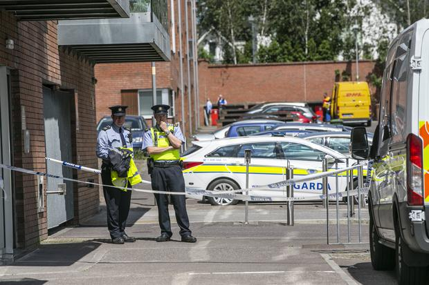 Toddler found injured in Cork apartment dies in hospital