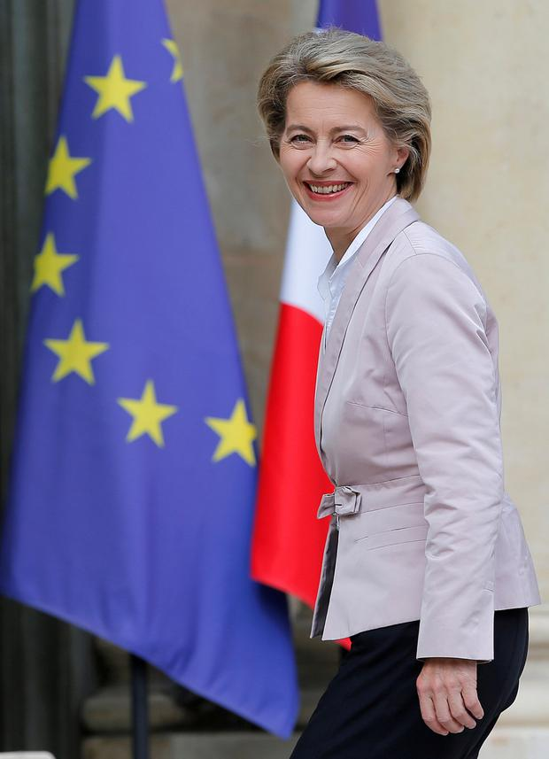 The commission presidency in the end went to Germany's Ursula von der Leyen. Photo: REUTERS/Stephane Mahe