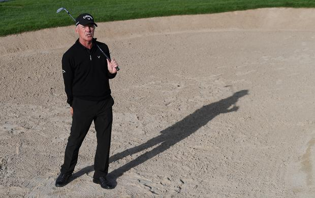 Pete Cowen has been the man behind several Major winners in the last few years. Photo: Getty