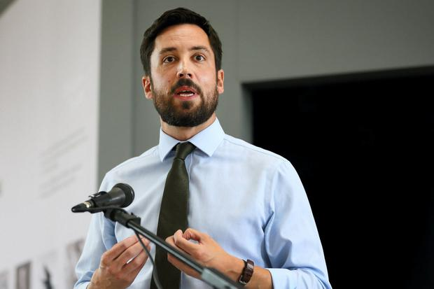 Eoghan Murphy's department defended the 'cuckoo funds'. Photo: Frank McGrath