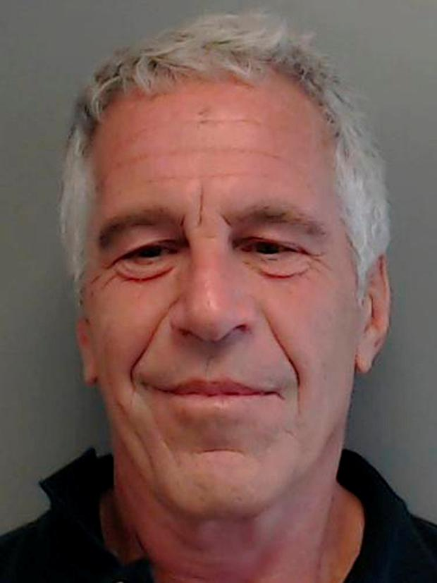 Accused: Jeffrey Epstein was arrested by the FBI on Saturday