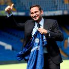 Dublin debut: Frank Lampard. Photo: Yui Mok/PA Wire
