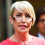 Target: British journalists hacked the phone of Heather Mills. Photo: Kirsty O'Connor/PA Wire
