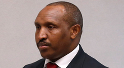 Facing life: Bosco Ntaganda 'directly perpetrated crimes' in the Congo. Photo: REUTERS/Eva Plevier
