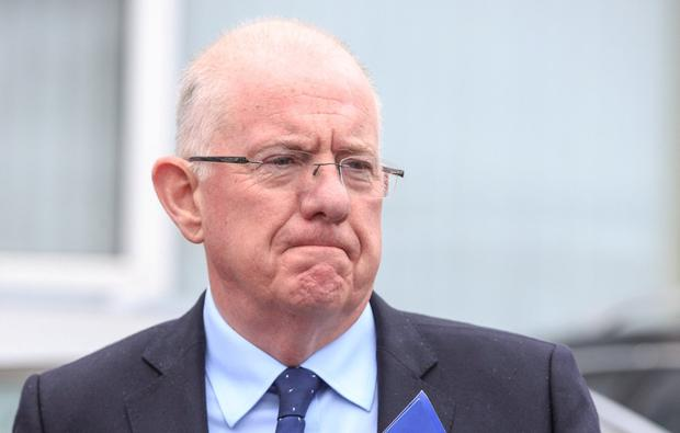Concerns: Justice Minister Charlie Flanagan. Photo: Mark Condren
