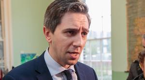 Minister Simon Harris has been warned of a funding crisis. Photo: Gareth Chaney, Collins