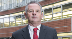 Paul Reid: New boss is to examine how HSE managers are deployed. Photo: Tony Gavin