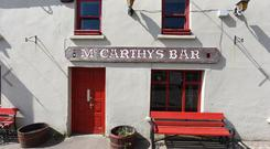 McCarthy's bar, Nohoval, Co Cork