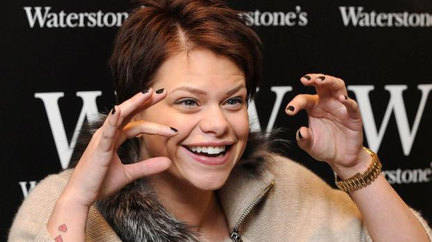 Jade Goody (Ian West/PA)
