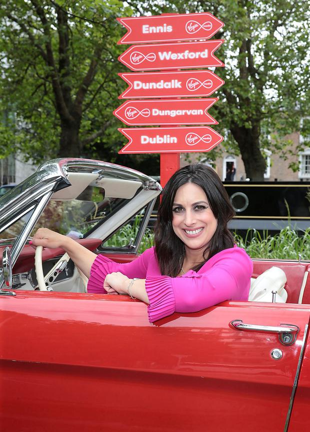 Lucy Kennedy launches the Virgin Media Drive-In Movie Series. Kicking off on August 10th, Virgin Media are bringing their Drive-In Movie Series to Ennis, Dundalk, Wexford, Dungarvan and Dublin.