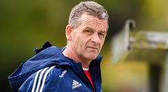Ephie Fitzgerald has made a dramatic u-turn and will manage the Cork ladies footballers for the next two years