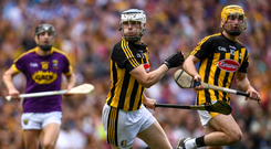 Kilkenny sharpshooter TJ Reid has already scored 5-54 in the championship. Photo by Ramsey Cardy/Sportsfile