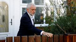 Labour leader Jeremy Corbyn has shifted the party's stance on another Brexit vote. Photo: Reuters/Peter Nicholls/File Photo