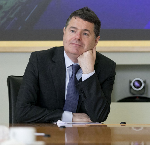 Paschal Donohoe: Warned committee over No Consent, No Sale bill. Picture: Fennells