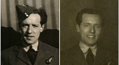 Thomas 'Paddy' Moore died in 1944, age 30