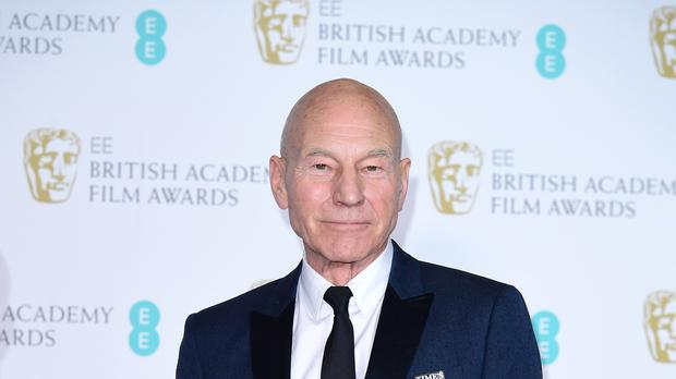 Sir Patrick Stewart (Ian West/PA)