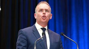 Notice: Education Minister Joe McHugh hass told schools to open special classes for pupils with additional needs. Photo: Frank McGrath