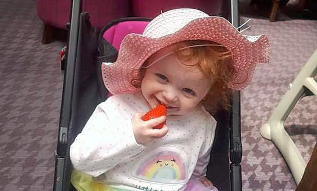 Mass of the Angels: Santina Cawley died in Cork on Friday. Photo: Provision