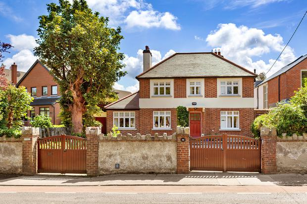 Dunross in Clonskeagh is a three-bed detached home in Dublin 14 on the market for €950,000