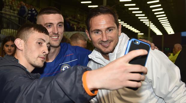 WATCH: Eric Molloy's stunning goal to deny Frank Lampard debut win for Chelsea against Bohemians