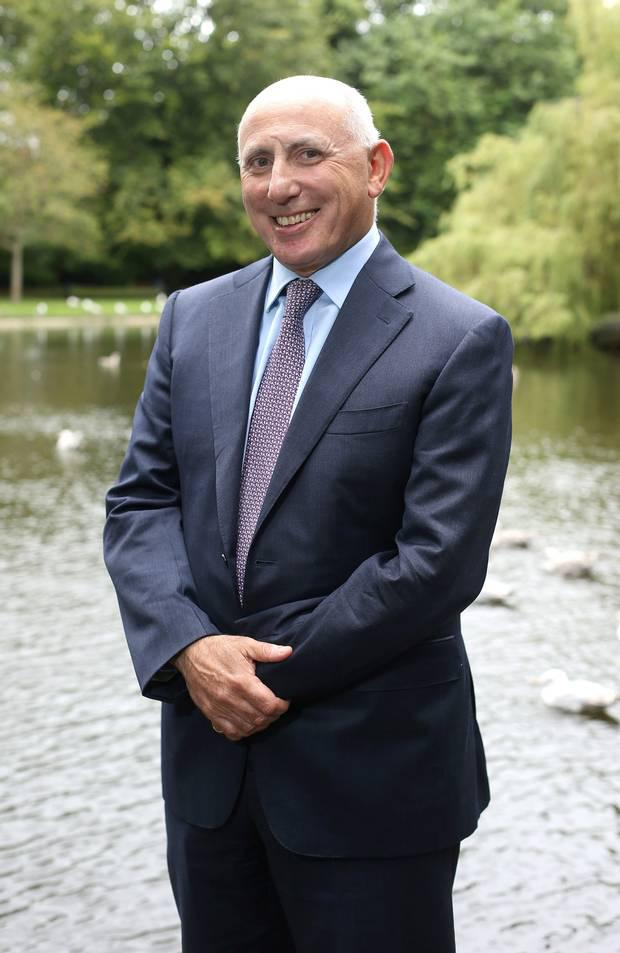 Michael Carvill, managing director of Kenmare Resources