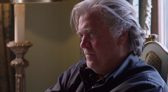 Stephen Bannon in The Brink