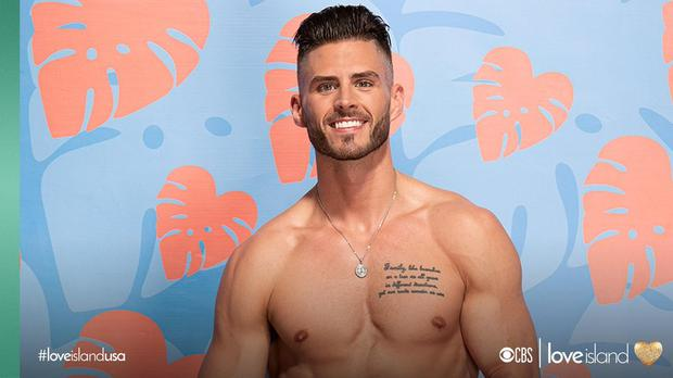 Cormac Murphy has joined the Love Island USA line-up