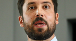 Minister Eoghan Murphy says zones stopped rents spiralling. Photo: Frank McGrath