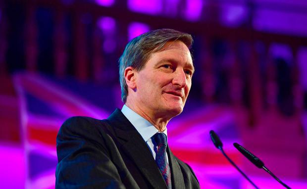 Former UK Attorney General Dominic Grieve. Photo: Victoria Jones/PA Wire
