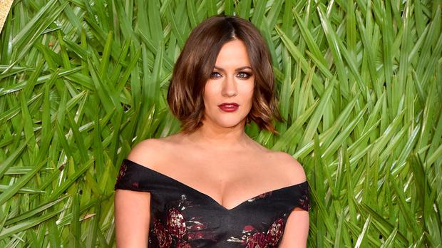 Caroline Flack hosts Love Island (Matt Crossick/PA)