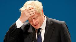 Boris Johnson. Photo: Andrew Yates/Reuters