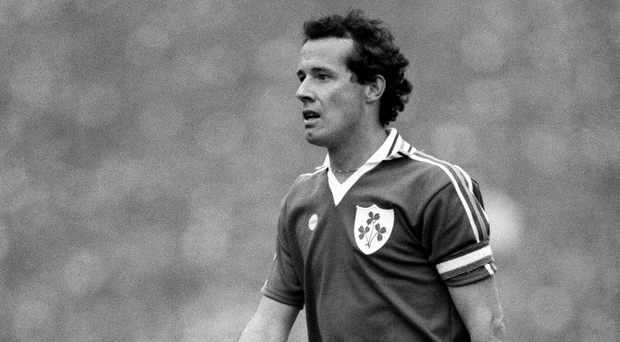 'That was a pretty volatile place' - Liam Brady recalls Ireland's farcical 1982 tour in new radio documentary