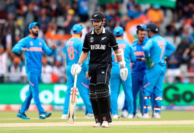 New Zealand's Kane Williamson. Photo: David Davies/PA Wire