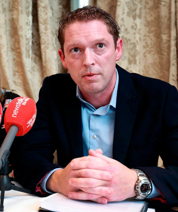 Seeking clarity: Stephen Teap has questioned when the HSE first knew. Photo: Frank McGrath