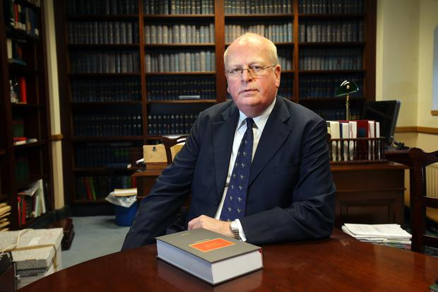 Call for fair play: Michael McDowell, former justice minister and attorney general. Photo: Tony Gavin