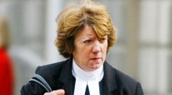 """Perhaps some solicitors should be a bit more selective about who they take on,"" Judge Linnane reasonably suggested. Photo: Courtpix"