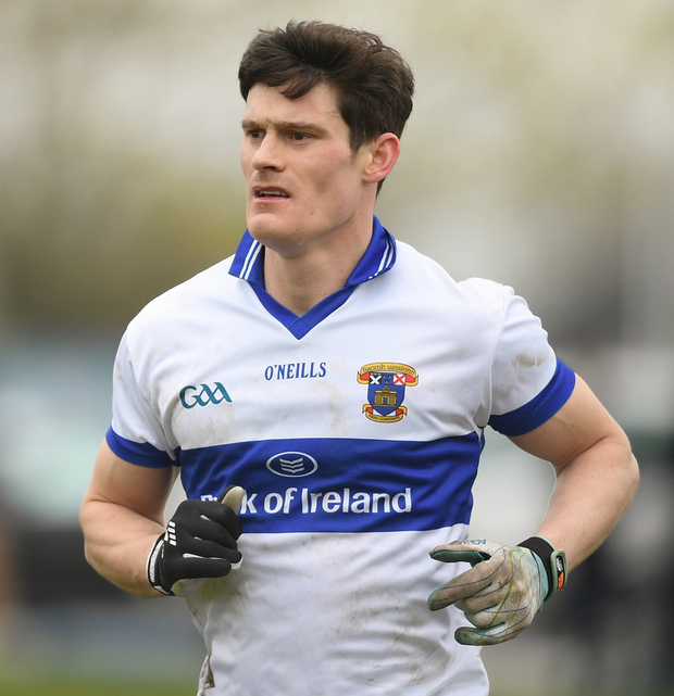 Connolly in action for St Vincent's earlier this year