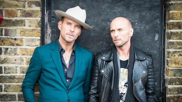 Matt and Luke Goss will be back with A Night In With Bros (Fulwell 73)